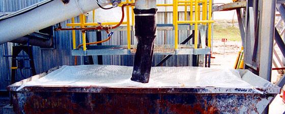 Asbestos abatement bags from envirozone