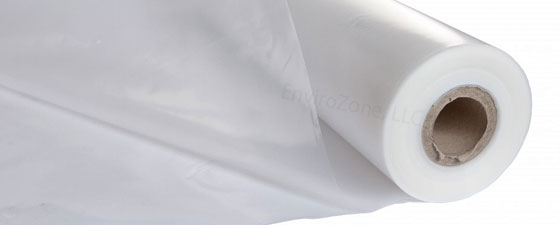Click to learn more about poly sheeting liners and poly sheeting solutions for hazardous waste packaging from EnviroZone in the USA
