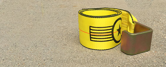 DOT Safety Straps from EnviroZone