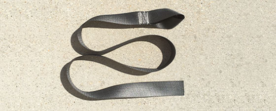 Twisted Eye ratchet straps from EnviroZone